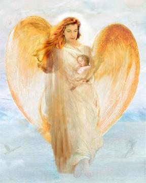 Angel Healing Circle