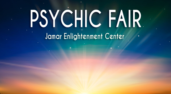 Psychic Fair at Jamar Enlightenment Center